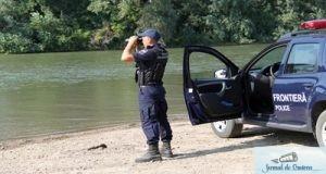 Migranti solicitati de azil in Romania,depistati in timp ce inceracu sa treaca Frontiera