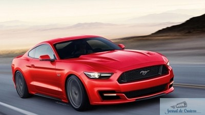 Ford a produs exemplarul Mustangul cu numarul 10 milioane 1