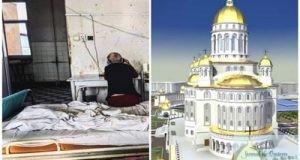 Vrem spitale nu catedrale ! La aproape 30 de biserici exista un singur spital 9
