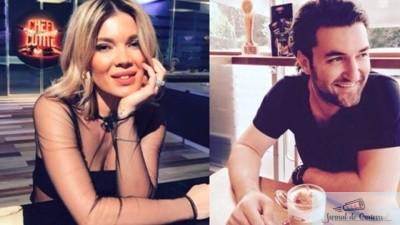 Gina Pistol si Smiley formeaza un nou cuplu in showbiz !