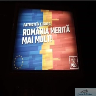 Image result for patrioti in europa reclama PSD