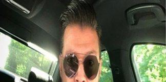 Victor Slav a fost prins DROGAT la volanul masinii sale