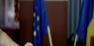 De maine, Diaspora voteaza presedintele Romaniei!