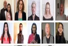 Hristos a inviat ! Un proiect muzical la care au participat 100 de artisti