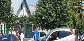 Accident in Malu Mare ! Doi tineri au ajuns la spital ..