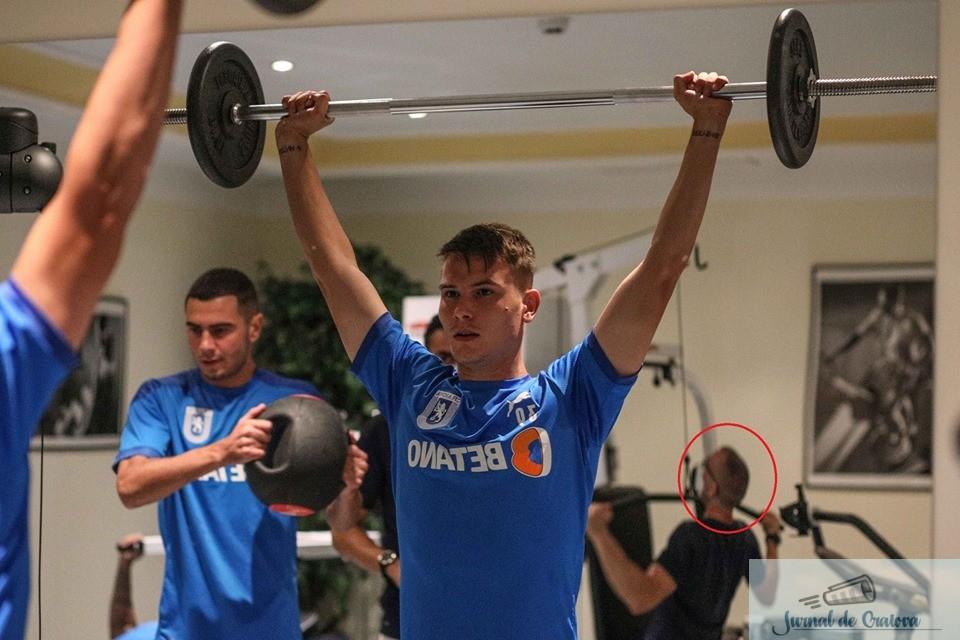 Fotbal : CSU Craiova a luat in cantonament si preparatorul fizic care are coronavirus ! 2