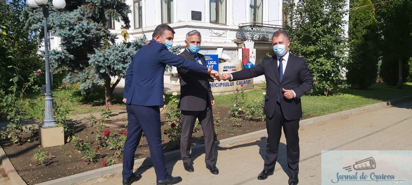 Titlul de Oraș al Independenței, conferit Calafatului la inițiativa lui Dorel Mitulețu 4