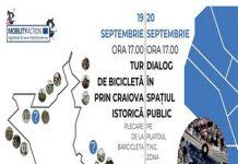 Craiova văzută de pe bicicletă, în Săptămâna Europeană a Mobilității