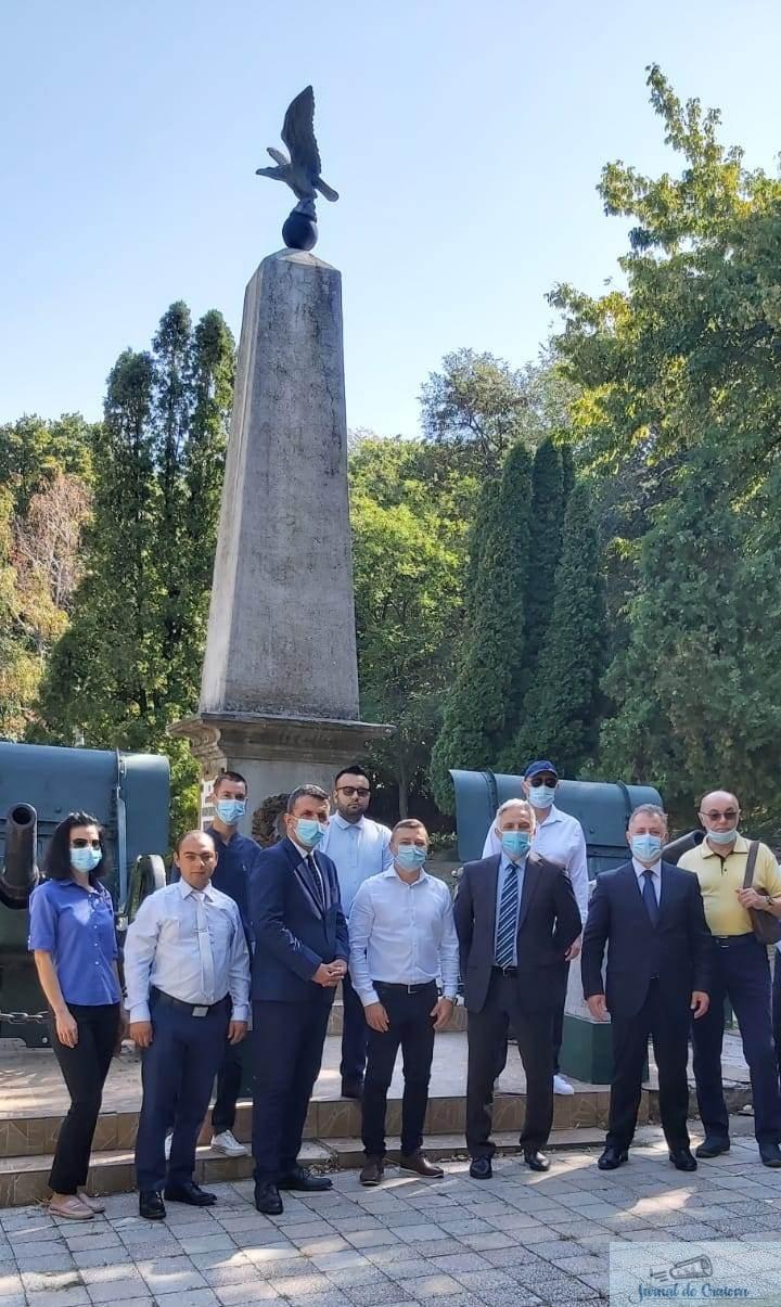 Titlul de Oraș al Independenței, conferit Calafatului la inițiativa lui Dorel Mitulețu 2