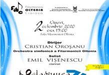 Filarmonica Oltenia Craiova : Deschiderea stagiunii 2020/2021