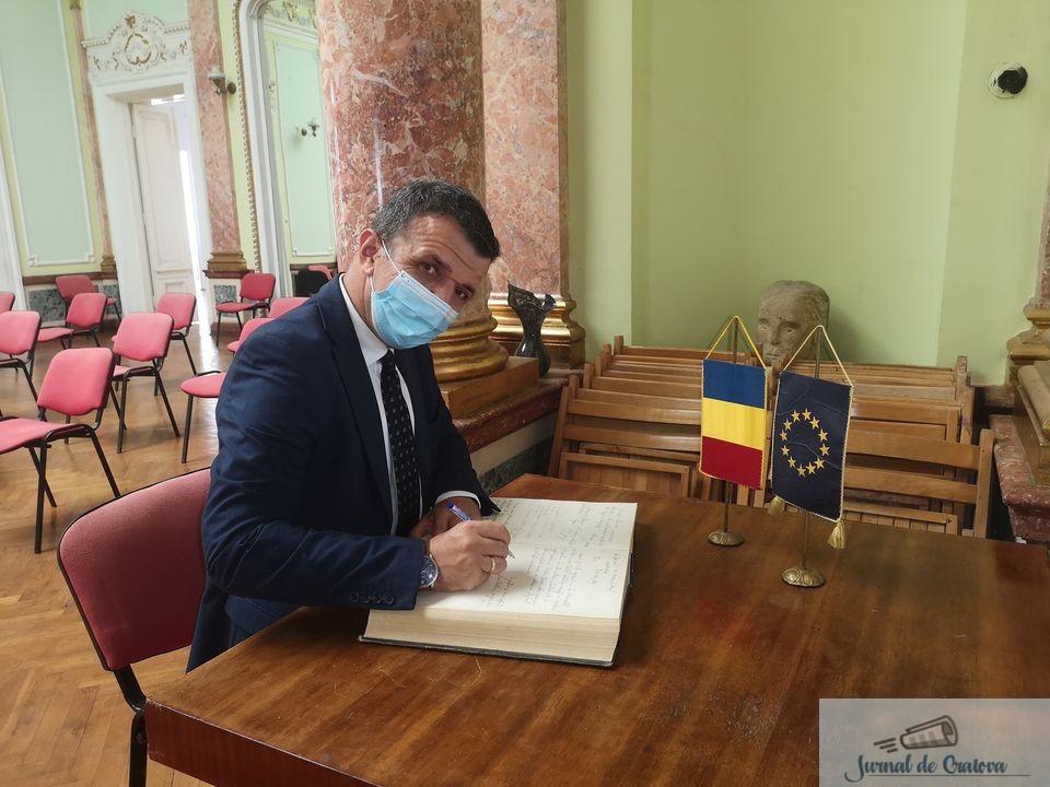 Titlul de Oraș al Independenței, conferit Calafatului la inițiativa lui Dorel Mitulețu 7
