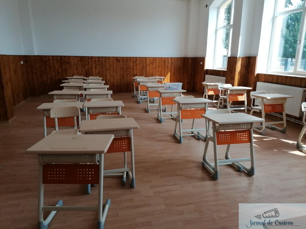 Prima Scoala Inteligenta din judetul Dolj este in Comuna Seaca de Camp satul Piscu Nou 2