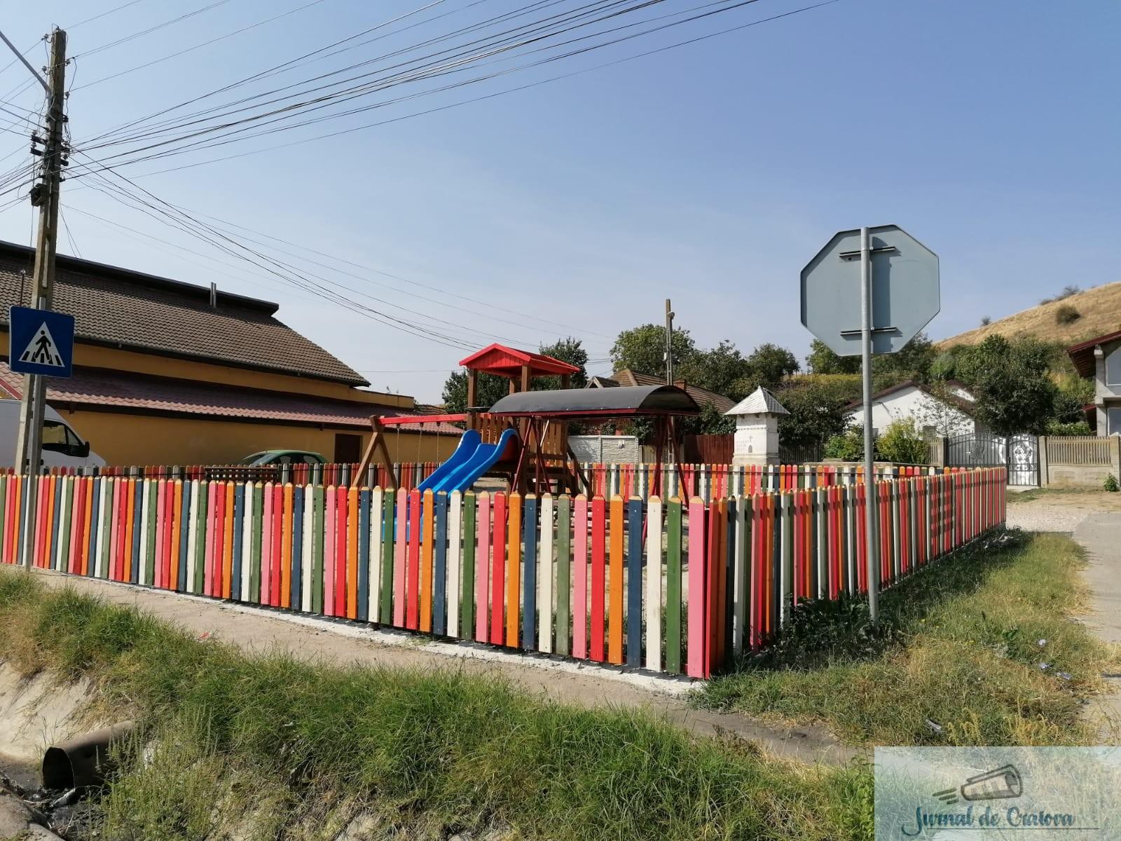 Cum arata locurile de joaca din Podari care au costat aproape 200.000 lei .. 2