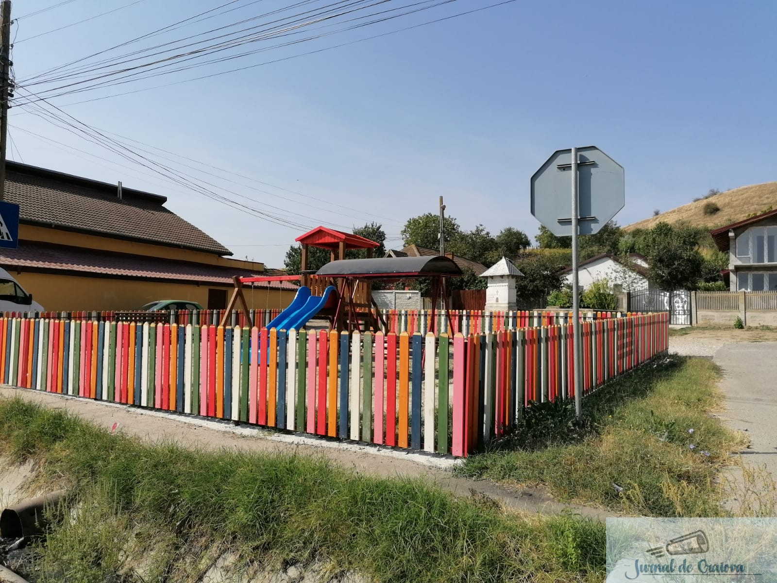 Cum arata locurile de joaca din Podari care au costat aproape 200.000 lei .. 4