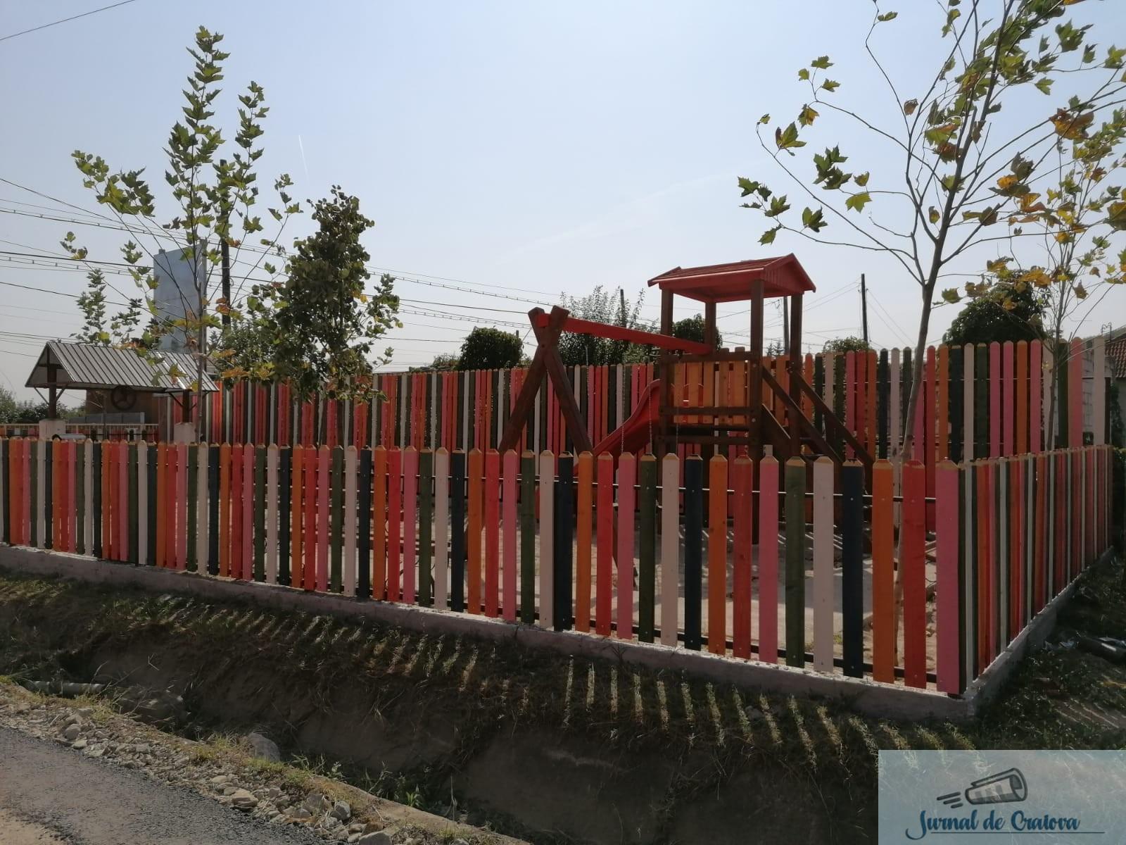 Cum arata locurile de joaca din Podari care au costat aproape 200.000 lei .. 6