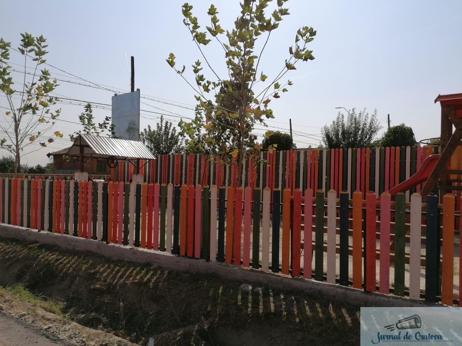 Cum arata locurile de joaca din Podari care au costat aproape 200.000 lei .. 7
