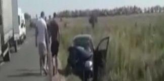 Accident rutier între Bratovoești și Rojiște