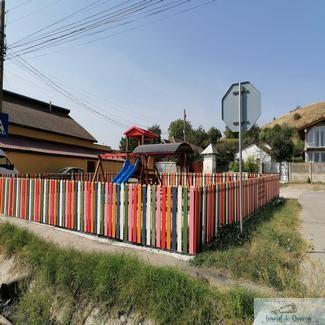 Cum arata locurile de joaca din Podari care au costat aproape 200.000 lei ..