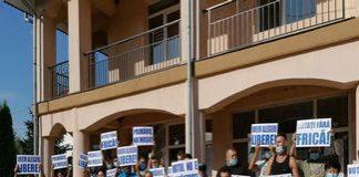 Protest in Orodel ! Locuitorii doresc alegeri libere ...