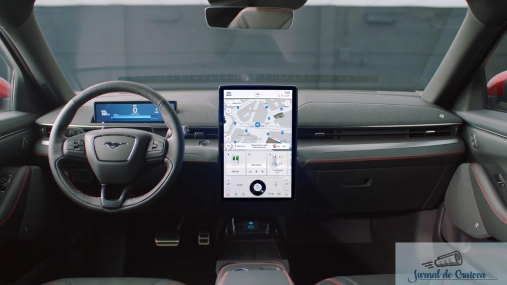 Ford prezintă noua generație SYNC. Acum mașina ta află ce îți place și îți poate spune când să-ți suni familia sau când să mergi la sală 1