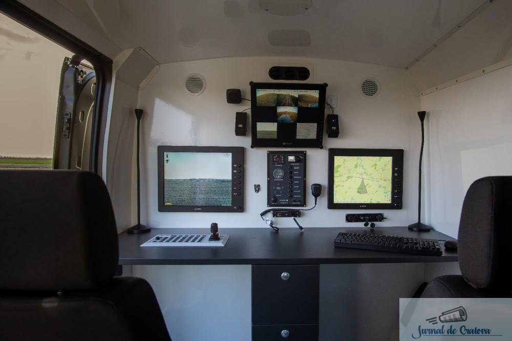 Flotă de 50 de unități Ford Transit special echipate pentru Poliția de Frontieră 2