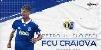 Universitatea Craiova continua derby-urile de traditie ! Petrolul Ploiesti - Universitatea Craiova un meci pentru ISTORIE !
