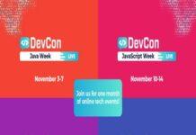 DevCon Live, cea mai amplă serie de evenimente tech din toamna aceasta reunește speakeri de la Google, Spotify și RedHat