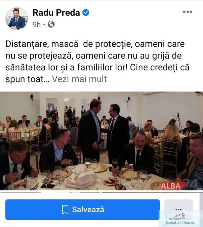 """PSD, NUMELE TAU E MANIPULARE ! Radu Preda şi Adriana Bahmuţeanu dezinformează """"la greu""""! 1"""