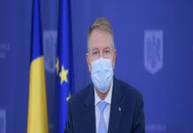 Klaus Iohannis : Pentru a putea stopa epidemia de COVID-19, este nevoie de un efort național. Cetățenii sunt partenerii autorităților, iar autoritățile au obligația de a-i respecta și de a-i trata ca atare.