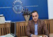Marian Vasile este desemnat din partea PNL pentru functia de viceprimar al Municipiului Craiova