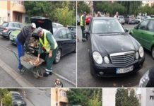 Administrația PSD, acest Mercedes cu motorizare pe lemn ...
